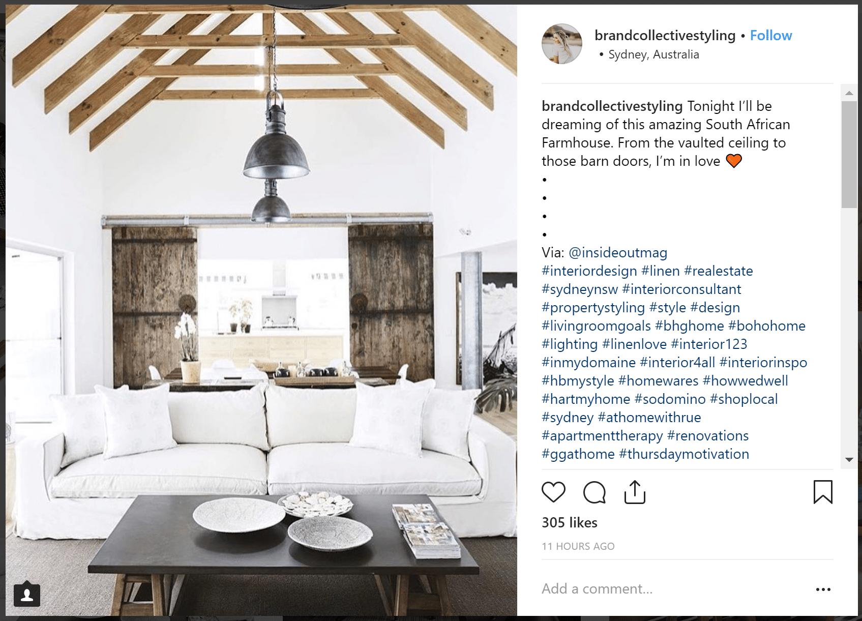 5+ Interior Design Hashtags for 5: Dominate Instagram Today