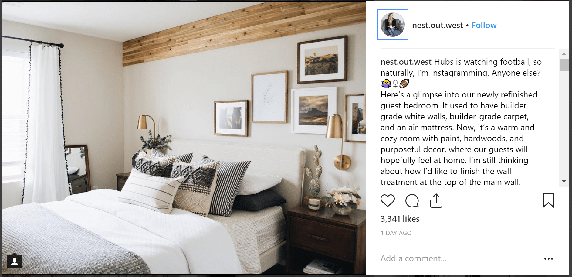 room design hashtags