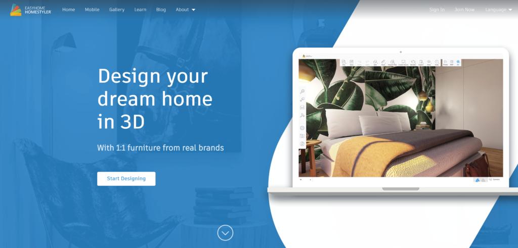 homestyler design tool