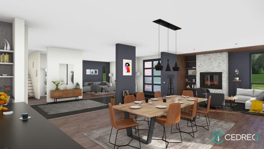 cedreo - free interior design software